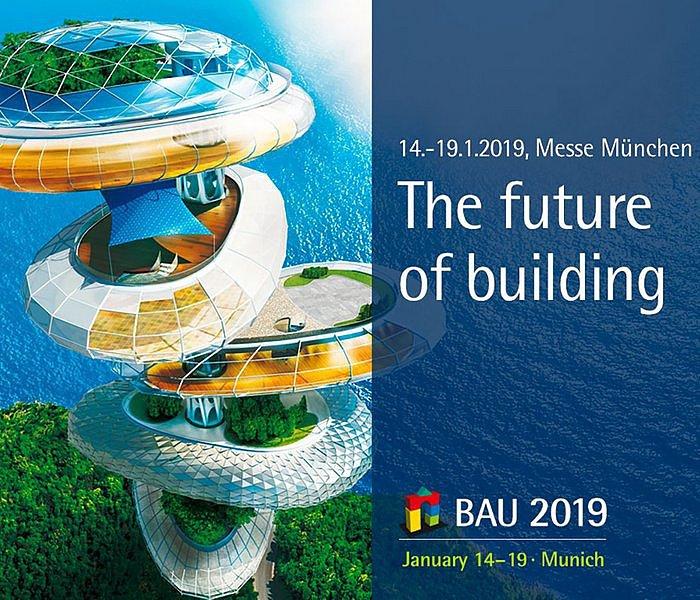 Ведущая мировая выставка BAU 2019 - инновации и решения