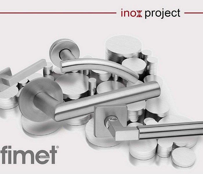 Новый каталог дверной фурнитуры FIMET INOX