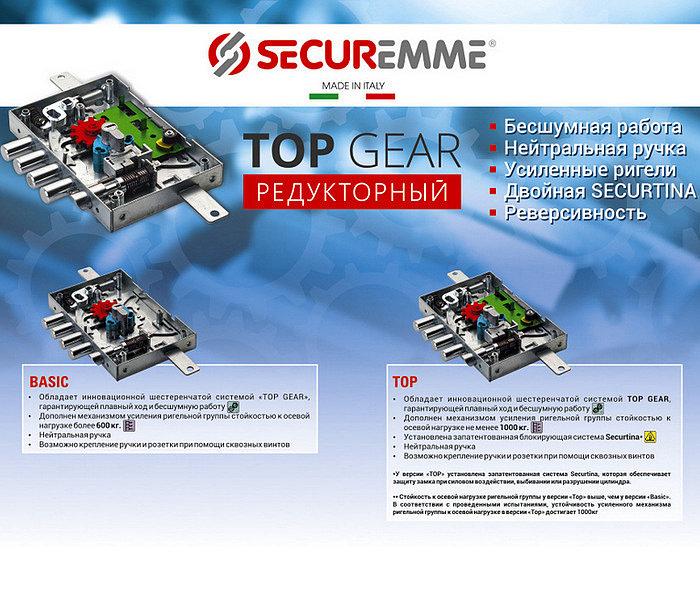 Top Gear - новинка от Securemme!